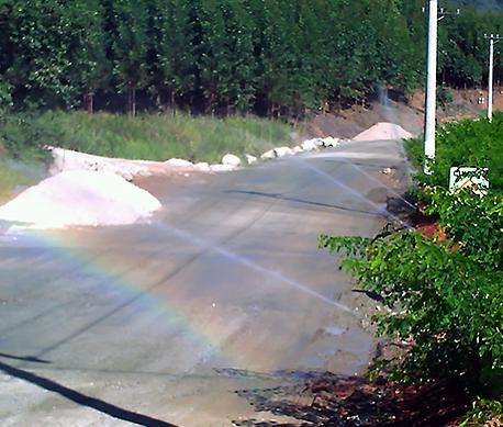 Despoeiramento Estrada Polimix-2